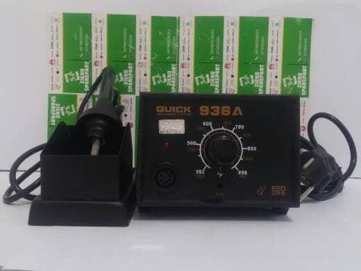 harga Solder station / temperatur quick 936a /soldier-uap-blower-quick Tokopedia.com