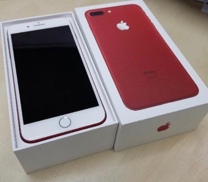 Jual Apple Iphone 7 Plus 256gb Red Second Bekas Singapore Set