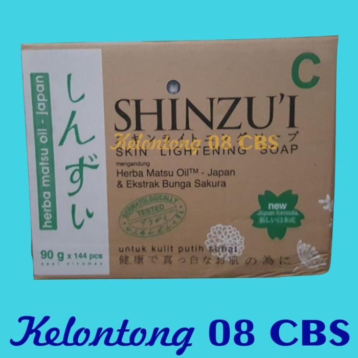 harga Sabun mandi batang shinzui per karton isi 12 lusin - grosir Tokopedia.com