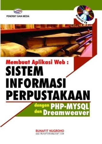 harga Membuat aplikasi web : sistem informasi perpustakaan dengan php-mysql Tokopedia.com