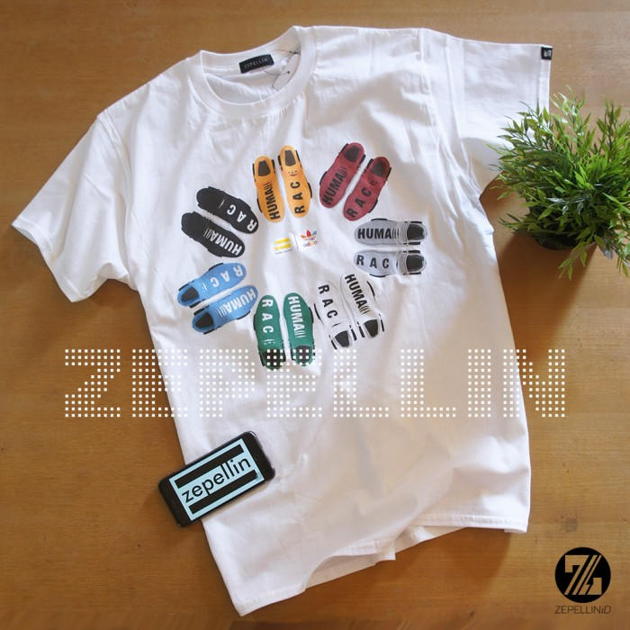 38321a249 ... harga Baju kaos adidas nmd human race ( tshirt adidas nmd pharrell  williams) Tokopedia.