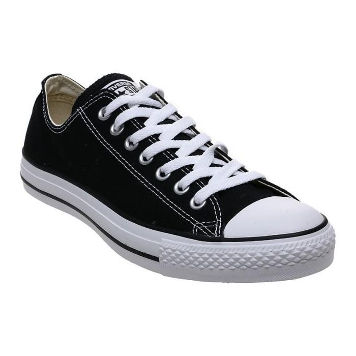 Jual Sepatu Converse all star Hitam Putih Pendek - Usaha Dagang ... 108e3d0ef1