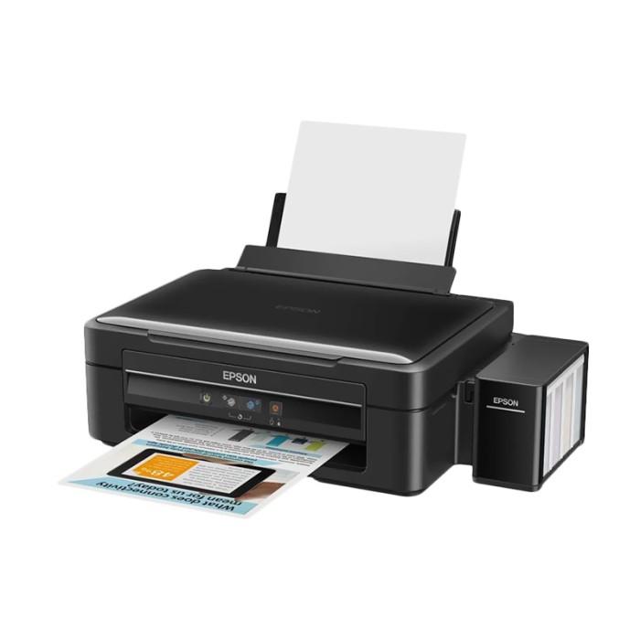 harga Printer epson l-360 ink jet mfp garansi resmi (print scan copy) Tokopedia.com