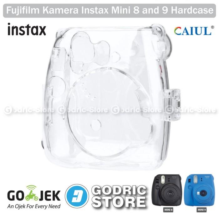 harga Fujifilm instax 8 hardcase - transparent (bening) Tokopedia.com
