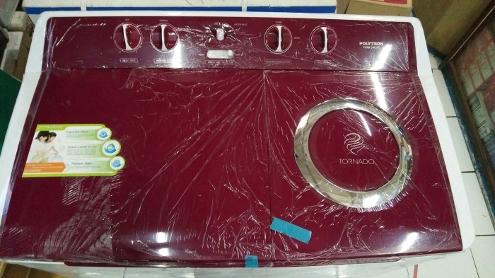 harga Mesin cuci polytron 2 tabung pirmadon 14 kg bandung only Tokopedia.com
