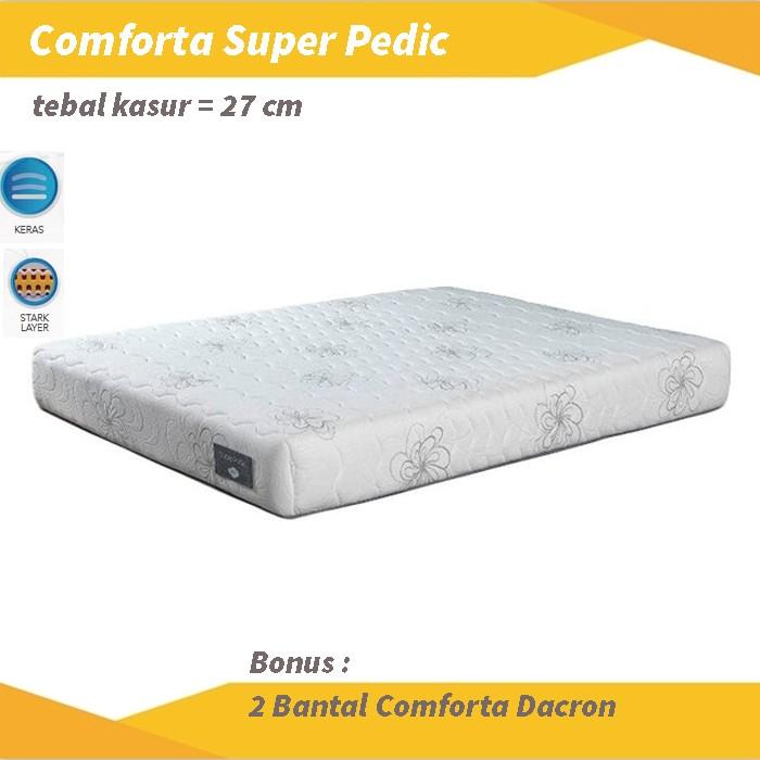 Comforta Super Pedic 160x200 Tanpa Divan/sandaran