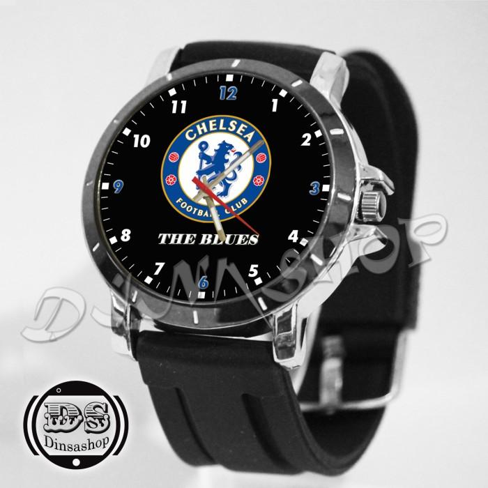 Jual Chelsea jam tangan custom new gokil - Dinashop123  d17d8a91e9