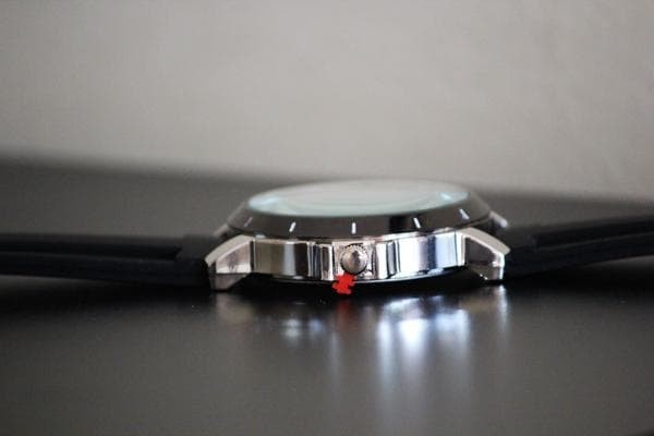 persija jam tangan custom new gokil