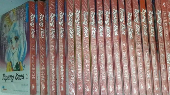 harga Komik cabutan: topeng kaca deluxe Tokopedia.com