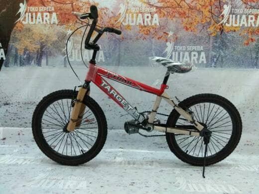 Jual TARGET BMX 20 INCI XTRAIL SEPEDA ANAK - Kota Surakarta - Juara cycle    Tokopedia