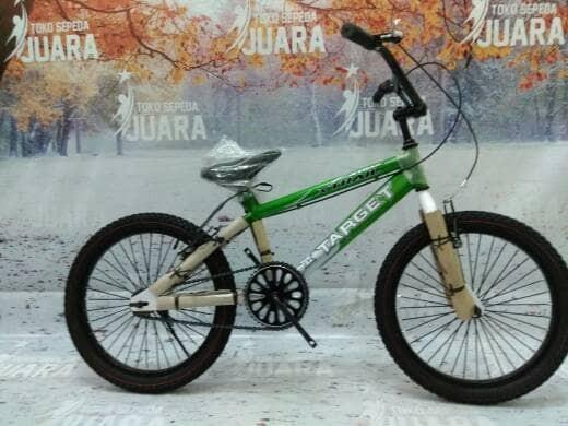 Jual TARGET BMX 20 INCI TRAIL SEPEDA ANAK - Kota Surakarta - Juara cycle    Tokopedia