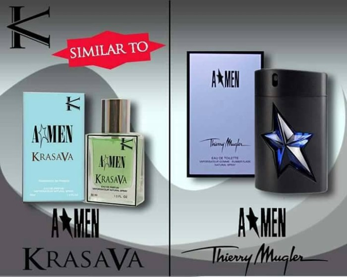 Jual Parfum Mini Therry Mugler Angel Men Parfum Original 30ml