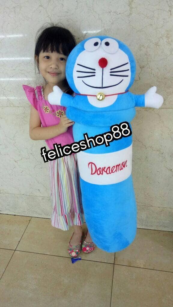 Foto Produk guling boneka doraemon besar jumbo dari feliceshop88