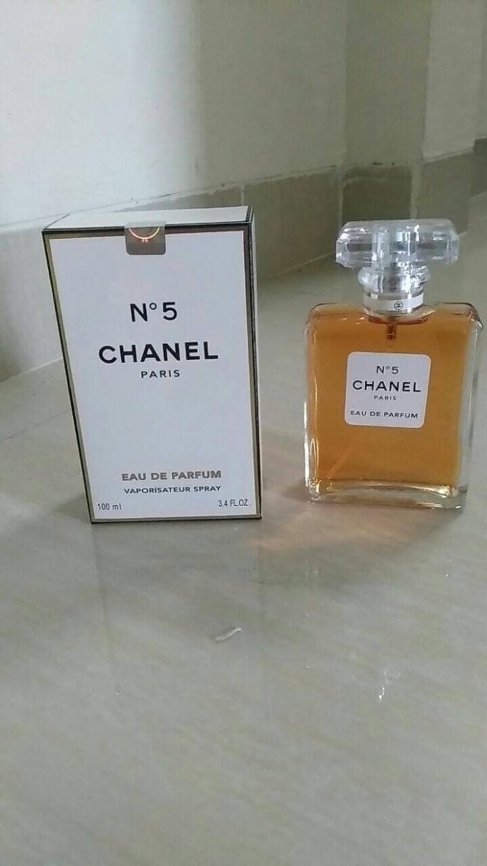 Jual Parfum Chan N5 100 Ml Putri Distributor Tokopedia