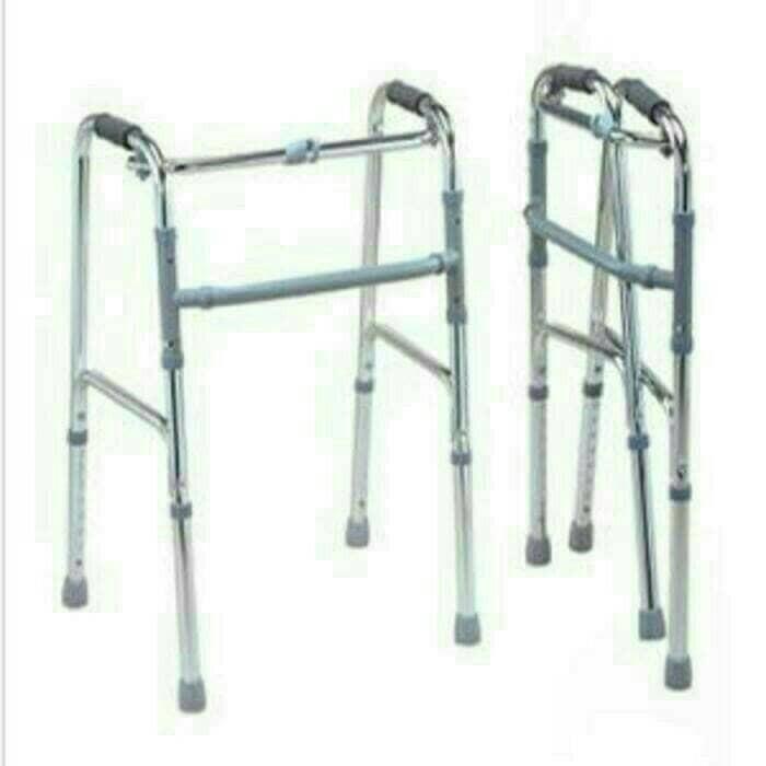 Foto Produk alat bantu jalan / tongkat kaki / tongkat bantu jalan /tongkat jemuran dari kasyarra alkes