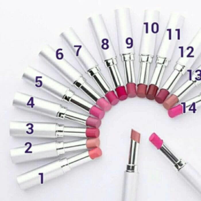 harga Lipstik wardah long lasting matte lipstick Tokopedia.com