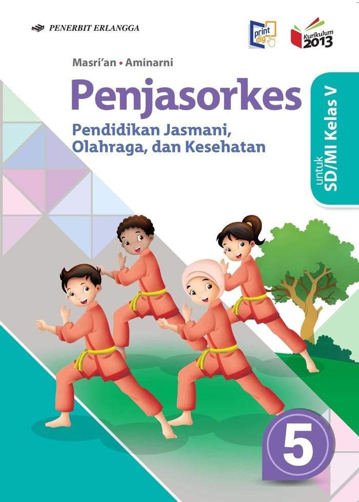Download Buku Penjaskes Kelas 5