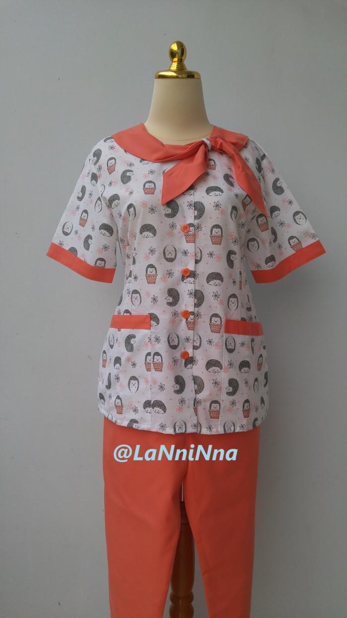 harga Baju Baby Sitter - Celana Panjang - Landak Salem Sailor - S M L Tokopedia.com