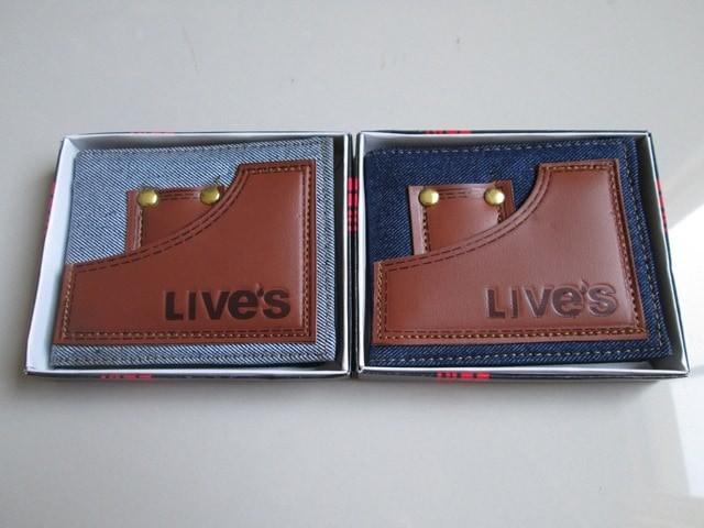 Foto Produk Dompet Lipat Pria / Cowok Merk LIVES dari EJO SHOP