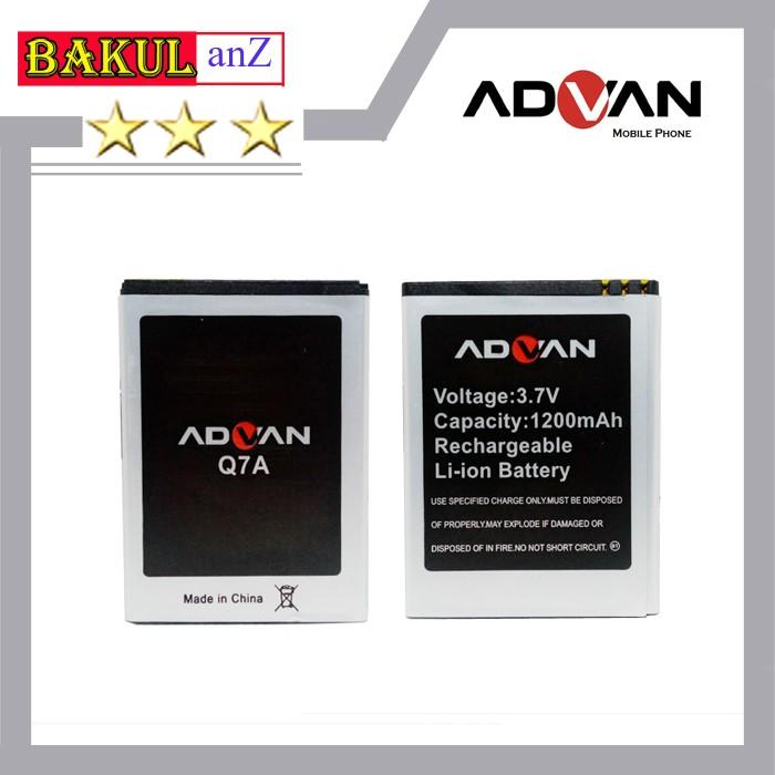 harga Baterai batre advan q7a original - batre hp handphone advance q7 a Tokopedia.com