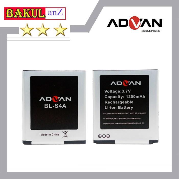 harga Baterai batre advan bl-s4a original - battery handphone hp bl s4a Tokopedia.com
