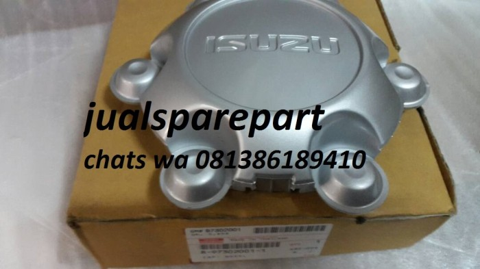 harga Isuzu dmax (dop roda) / cap wheel isuzu dmax-001 Tokopedia.com