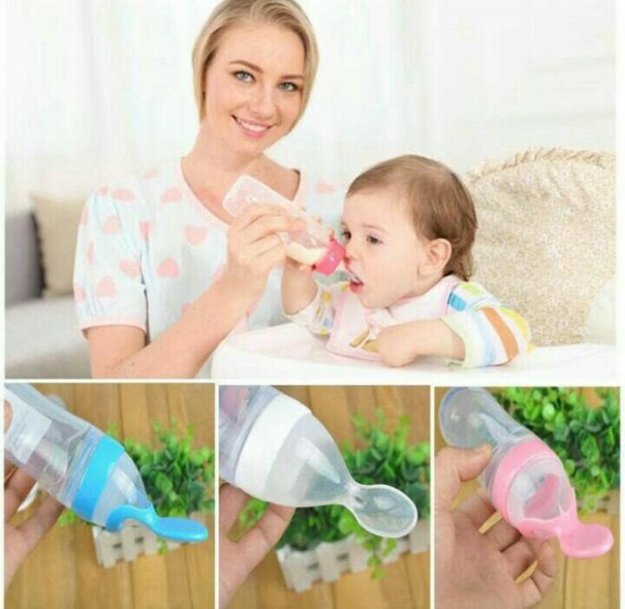 harga Botol makan bayi mpasi sendok makan bayi perlengkapan makan bayi Tokopedia.com
