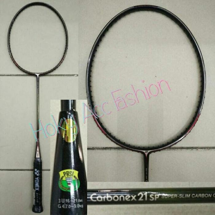 Foto Produk Raket Badminton Yonex Carbonex 21 SP - Original Promo dari MERBIKE