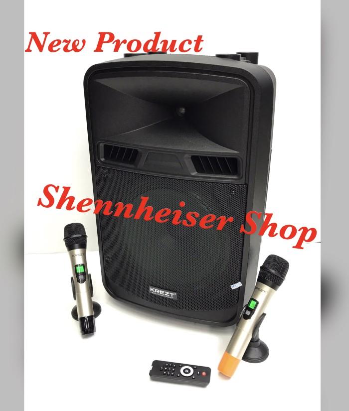 harga Meeting portable speaker amplifier krezt was 8412 n original Tokopedia.com