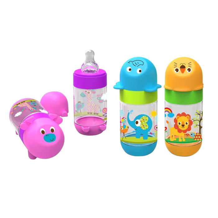 Jual Baby Safe Bottle Botol Susu Bayi Ap001- 125ml Harga Promo Terbaru
