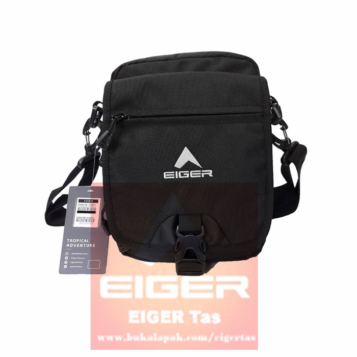 Pusatelektro. Tas Selempang Eiger 3253 Expend - Fashion - Travel Pouch -  Pria a313725274