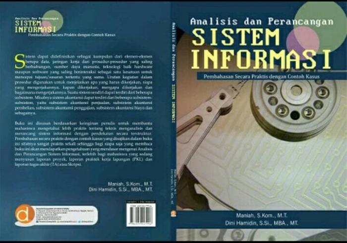 harga Analisis dan perancangan sistem informasi Tokopedia.com