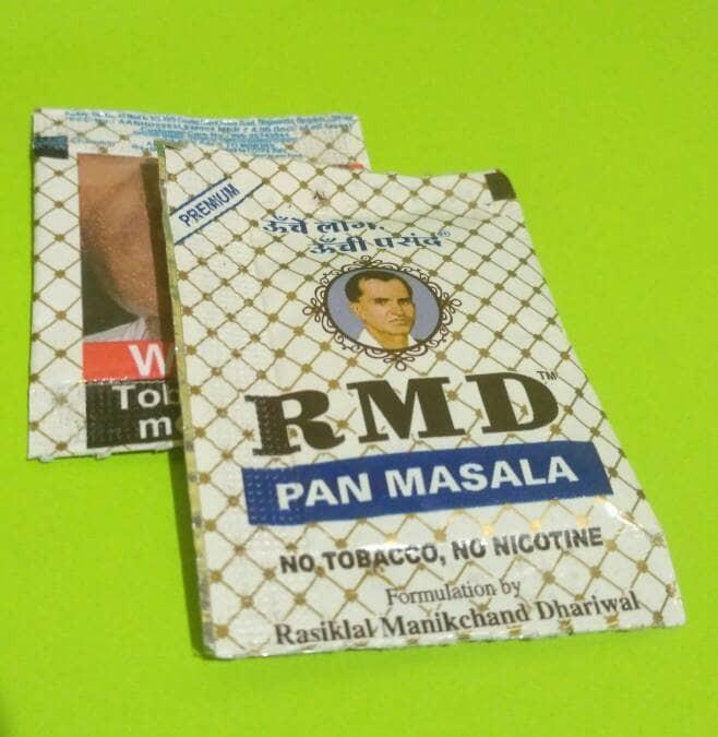 Jual Pan Masala - RMD 3,5gr ( 2 sachet ) - DKI Jakarta - Jois2qway Online  Shop | Tokopedia