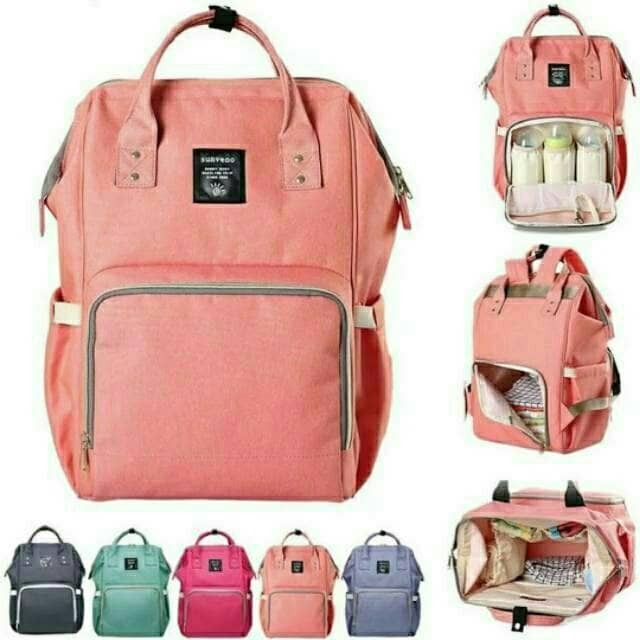 Jual Tas Anello Diaper Bag Babylicious Shop Tokopedia