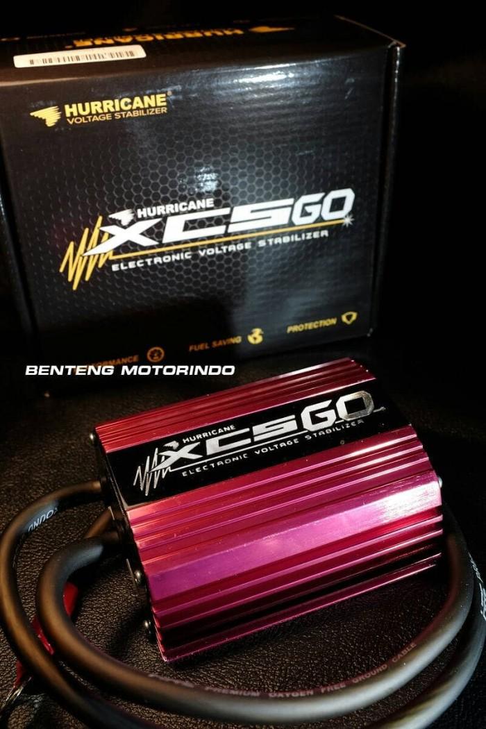 harga Hurricane Xcs Go - City Car Voltage Stabilizer Tokopedia.com