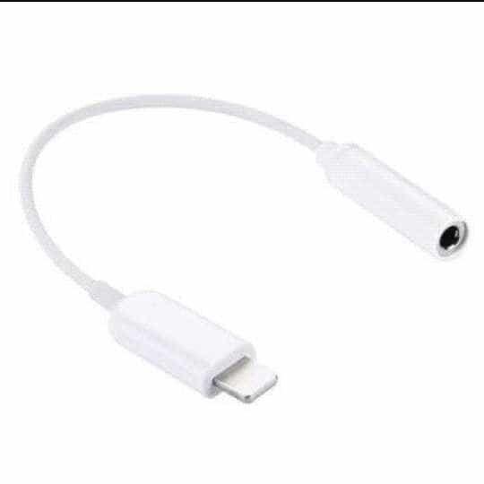 harga Sambungan handsfree iphone 7 kabel aux iphone 7 Tokopedia.com