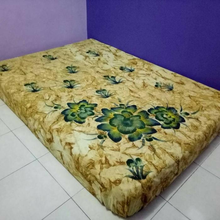 harga Sprei batik lukis pekalongan 180x200 adem tebal dan nyaman Tokopedia.com