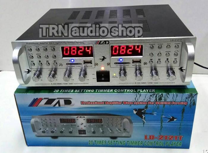 ... harga Amplifier pemanggil burung walet ld 212 it Tokopedia.com efc0be008f