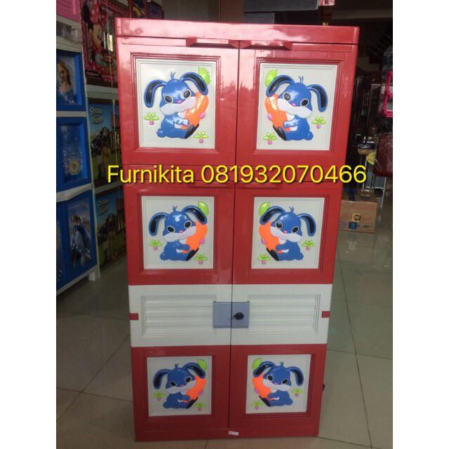 harga Lemari plastik gantung miami Tokopedia.com