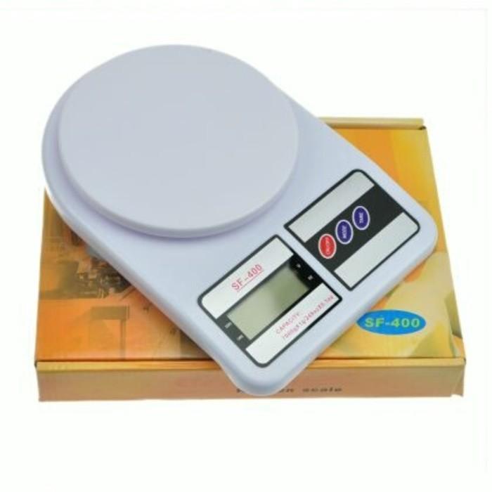 Timbangan Kue / Dapur SF-400 10 kg - Timbangan Digital