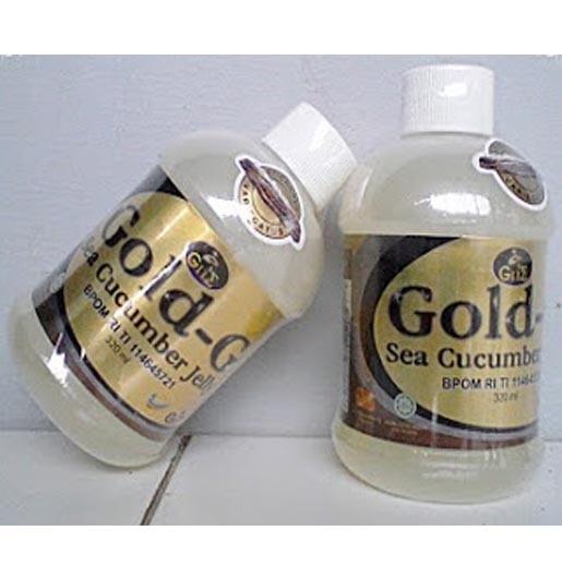 Info Obat Jelly Gamat Gold G Travelbon.com