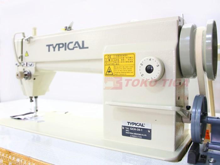 Jual Mesin Jahit Typical Gc 6 28 1 High Speed Jarum 1 Industrial