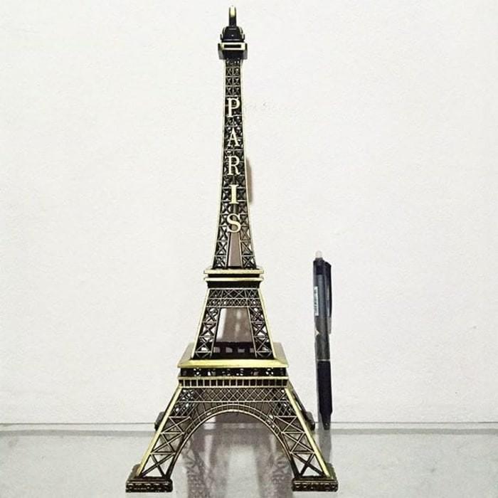 harga Pajangan miniatur paris menara eifel / eiffel tower besar 32cm - n.381 Tokopedia.com