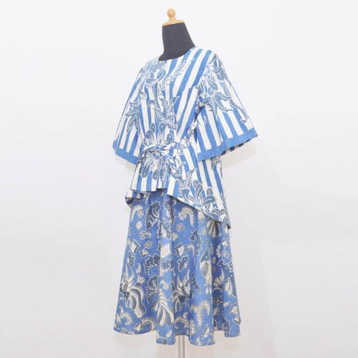 harga Batik top + midi skirt m (52020010) Tokopedia.com