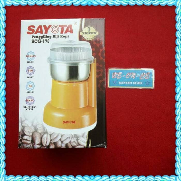 Blender kopi sayota sc-178 blender biji