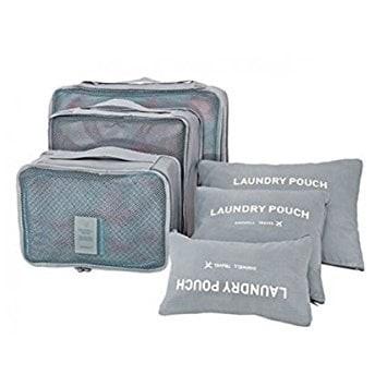 Jual Bag In Bag 6in1 Set Storage Laundry Pouch Tas Koper
