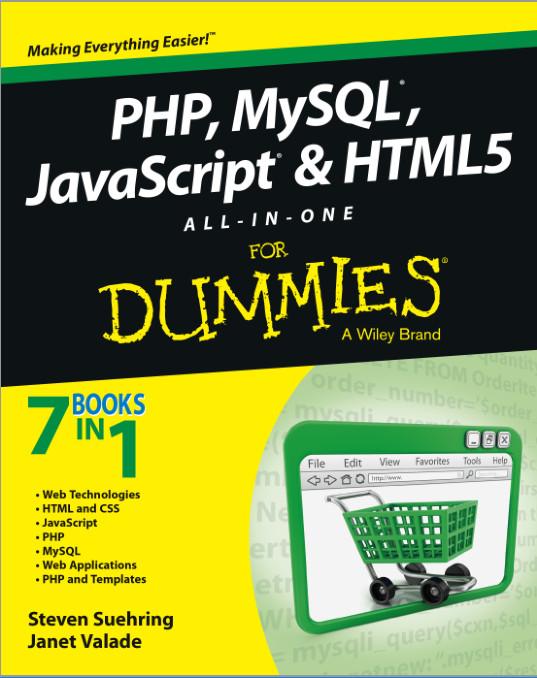 harga Php, mysql, javascript, html5 for dummies - tutorial bikin website Tokopedia.com