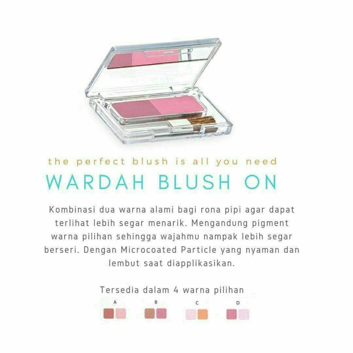Katalog Blush On Wardah DaftarHarga.Pw