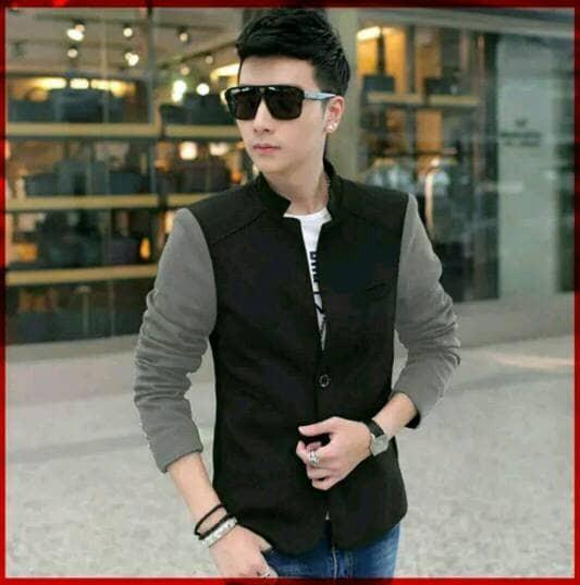 76 Model Jaket Pria Keren Korea Terbaik