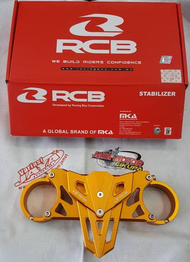 harga Rcb stabilizer shock suzuki satria fu gold Tokopedia.com